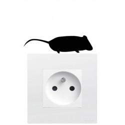 Sticker interrupteur/prise souris