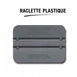 Raclette plastique