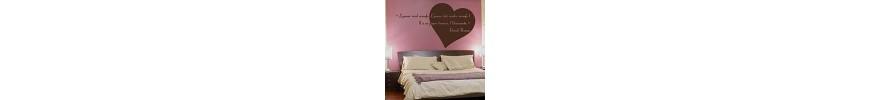 Stickers muraux, déco & stickers citations amour - stickers pas cher - stickez.com